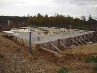 Будівництво фундаменту будинку