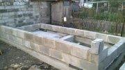 Будівництво Лазні Своїми Руками з Блоків