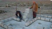 Будівництво Лазні Своїми Руками з шлакоблоків