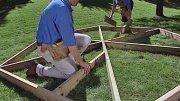 Будівництво Альтанки Своїми Руками Поетапно