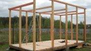 Будівництво Побутовки Своїми Руками