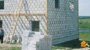 Будівництво Будинку піноблоків Своїми Руками