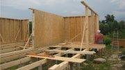 Будівництво Каркаса Будинки Своїми Руками