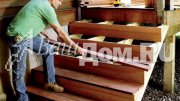 Будівництво Сходи Своїми Руками