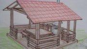 Будівництво Літньої Альтанки Своїми Руками