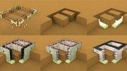 Будівництво монолітного фундаменту Своїми Руками