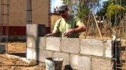 Будівництво Забора з шлакоблоків Своїми Руками