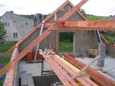 Как сделать крышу без 126