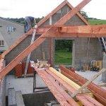Перекрытие крыша своими руками 109